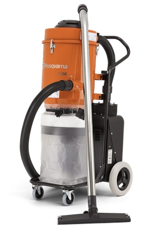 Concrete Vacuums & Dust Suppression in Metro Detroit Michigan - S26