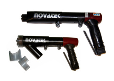 Concrete Surface Preparation in Metro Detroit Michigan - novatek-needle-guns