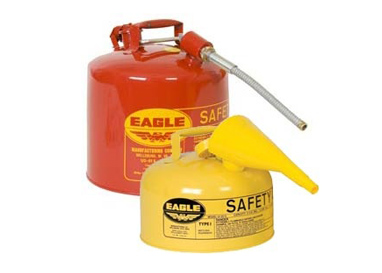 Concrete Safety Equipment & Supplies in Metro Detroit Michigan - sfaety-fuel-cans