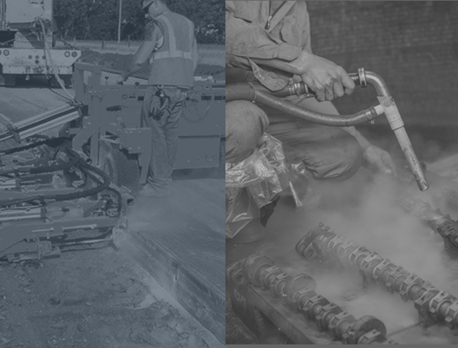 Concrete Equipment Rental - Abrasive Blasting Media - Metro Detroit MI - split-image-content